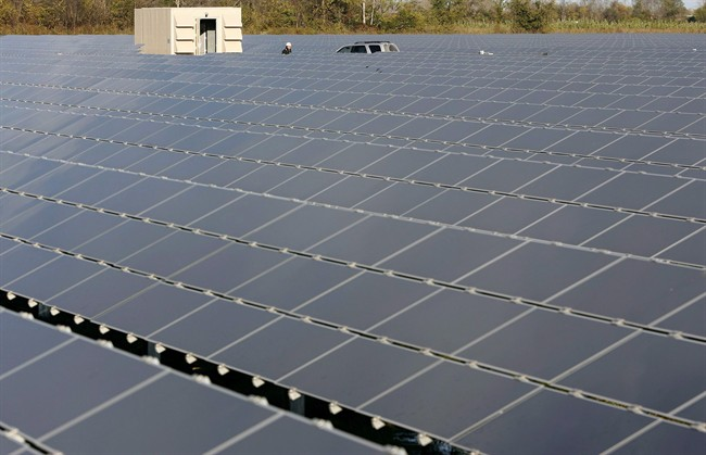 Solar power projects that could jolt Alberta's electricity grid with the addition of hundreds of megawatts of renewable power are being lined up in anticipation of incentives from the provincial NDP government.