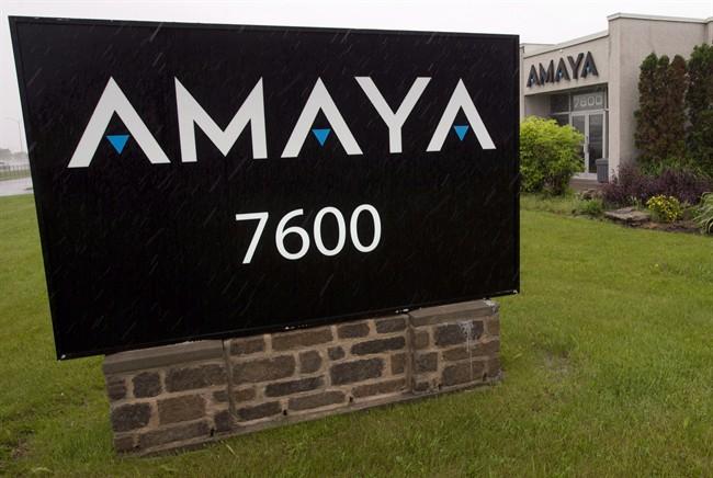 The Amaya Gaming Group headquarters.