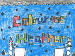 Continue reading: Wanted: Your 'Colour the Weather' drawings
