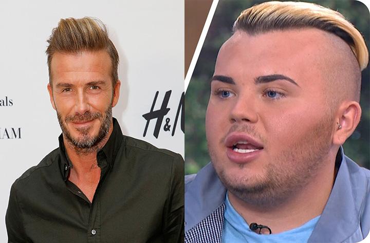 Man Spent Over 30k To Look Like David Beckham National Globalnews Ca