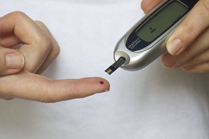 Millions of Canadians with diabetes need to test themselves several times a day.