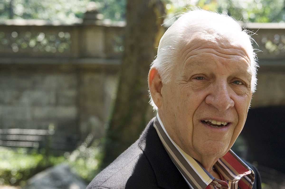 In this Aug. 14, 2006 file photo, music industry veteran Jerry Heller is photographed in New York's Central Park.