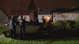 Continue reading: North End garage destroyed after Friday morning fire