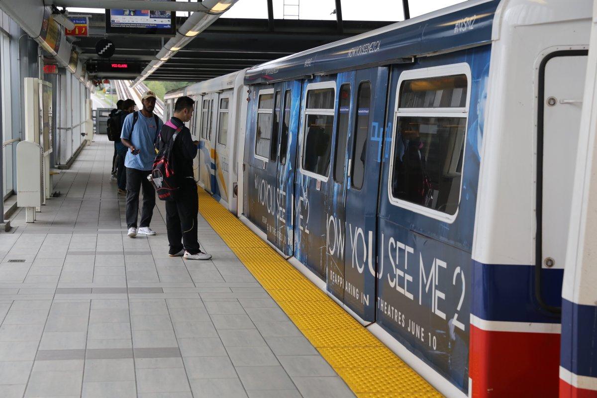 Vancouver Skytrain Translink