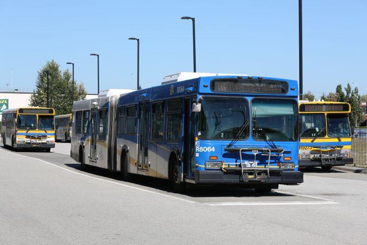 Vancouver bus Translink