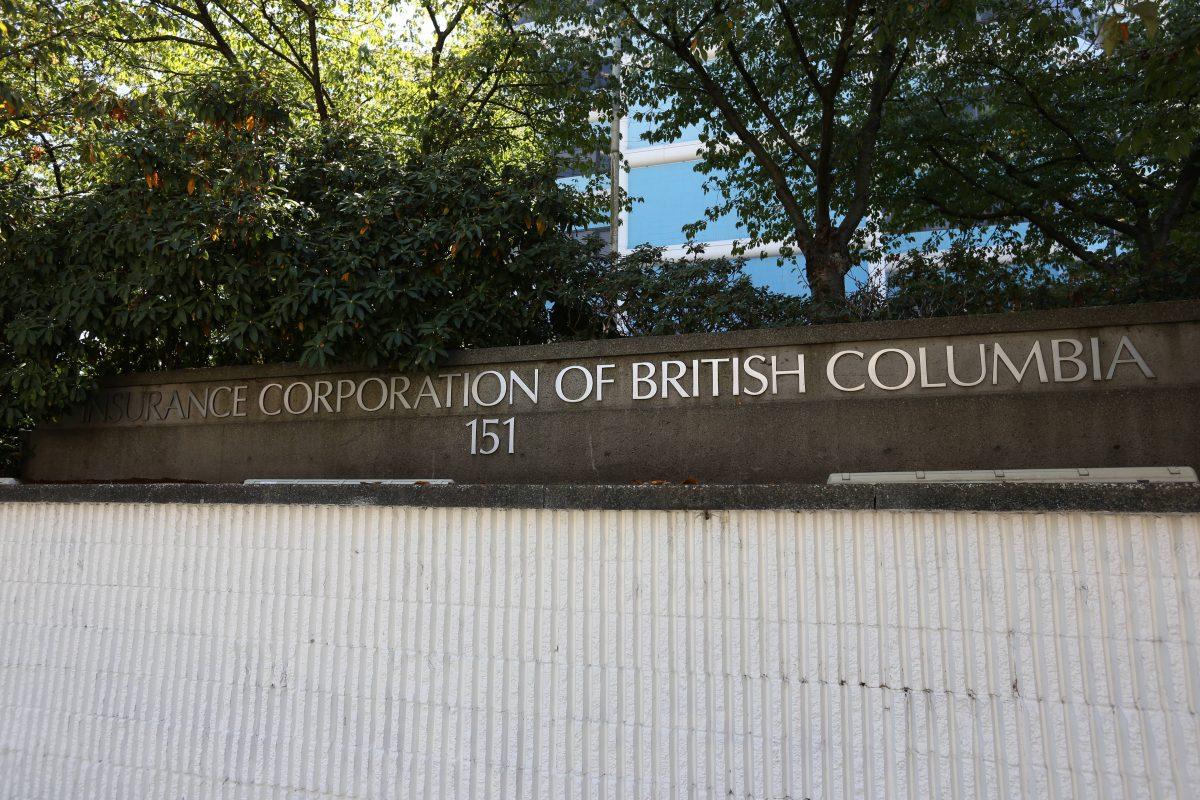 Insurance Corporation of British Columbia ICBC