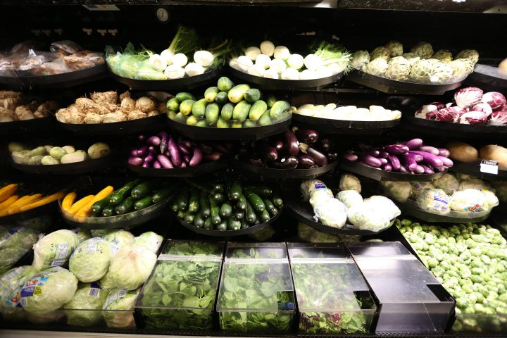 vegetable producer grocery store