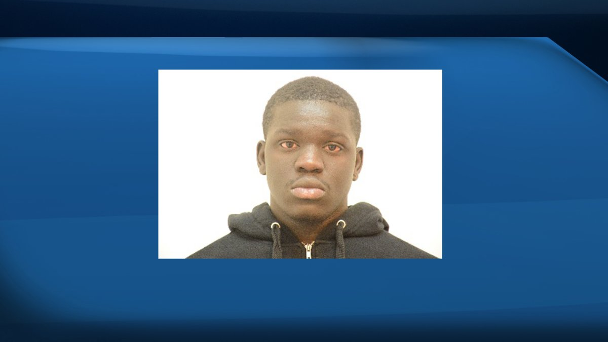 Nelson Tony Lugela, 19, is charged with second-degree murder in the death of Calgary Stampeder Mylan Hicks on Sunday, Sept. 25, 2016.