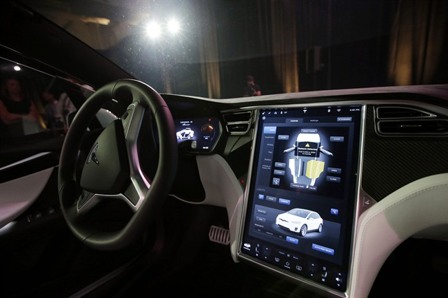 Elon Musk announced that all Tesla cars will eventually be self-driving.