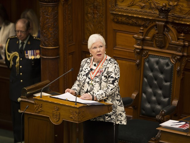 Lieutenant Governor of Ontario Elizabeth Dowdeswell will be touring Peterborough and the Kawarthas on Tuesday.