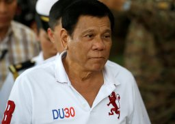 Continue reading: Rodrigo Duterte, Philippine president, says he will stop cursing because of a promise to God