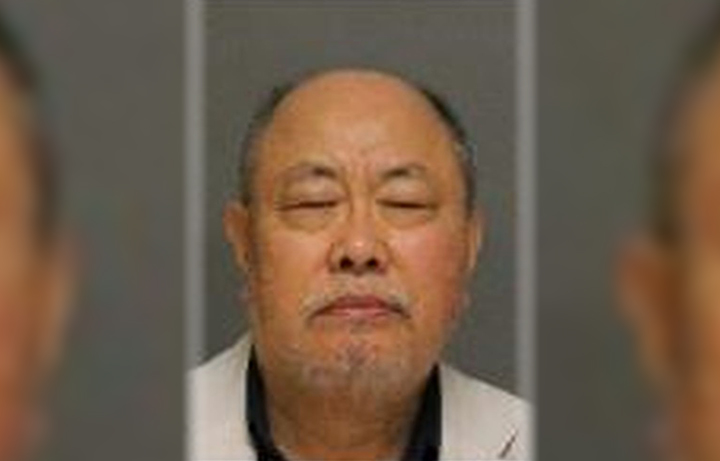 Yi Chul Chung, 78, has been charged with two counts of sexual assault and one count of performing an indecent act.