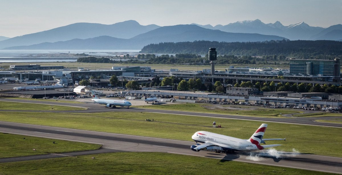 Vancouver Airport Authority say they are ending the CORE Program.