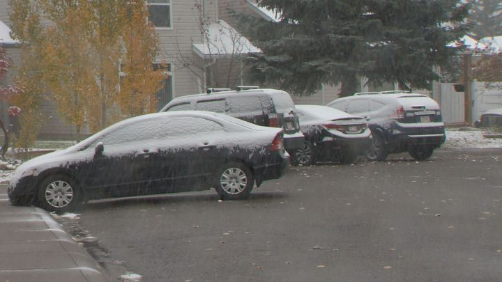"Residents in a Calgary community are angry after numerous parking tickets issued for ""angle parking.""."