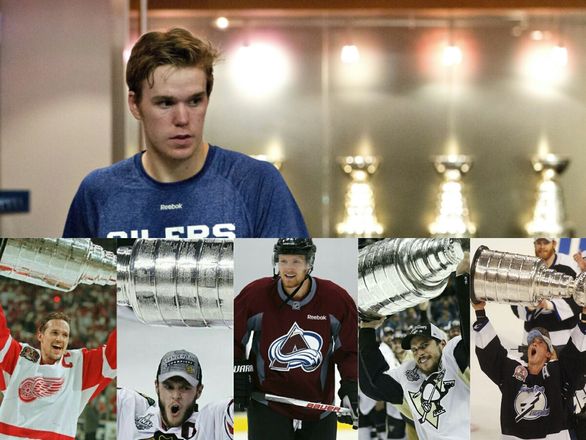 Steve Yzerman, Jonathan Toews, Gabriel Landeskog, Sidney Crosby and Vincent Lecavalier: Here's a look at how the previous five youngest captains in NHL history fared with the great responsibility.