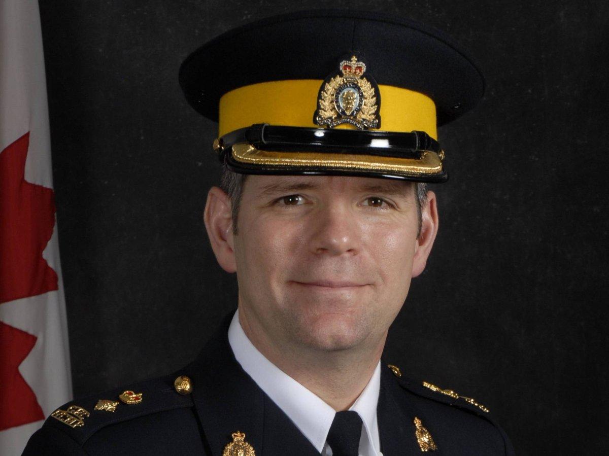 Assistant Commissioner Dwayne McDonald.