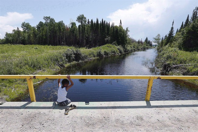 A recently released report states the federal government did not provide the support needed to ensure First Nations communities have access to safe drinking water.
