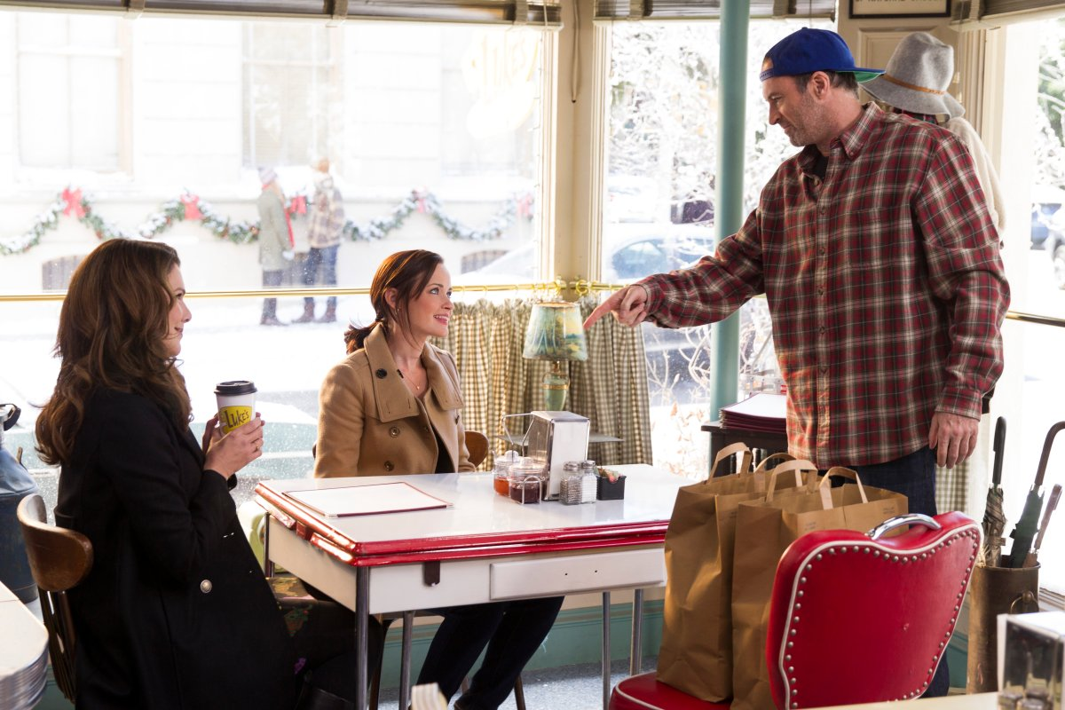 Netflix is bringing four Luke's Diner locations to Toronto and one to Vancouver.