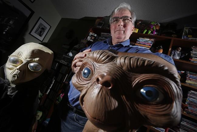 Chris Rutkowski, Canada's foremost UFO expert.