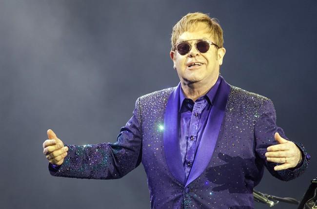 Edmonton dates added to Elton John tour - image