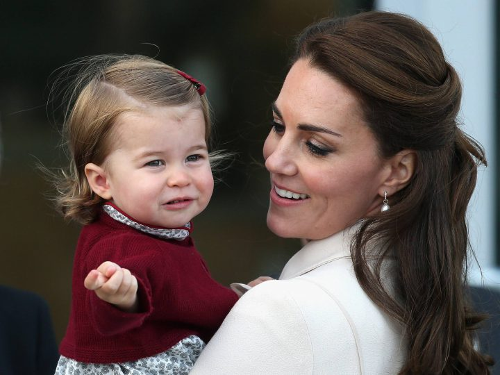 The little princess is well on her way to claiming the title of royal influencer.