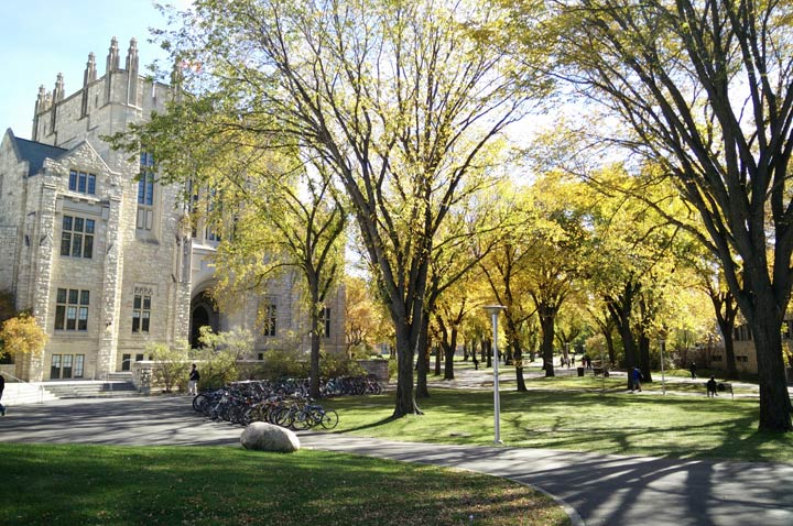 Oct. 29: This Your Saskatchewan photo was taken by Sylvana Tu at the University of Saskatchewan.
