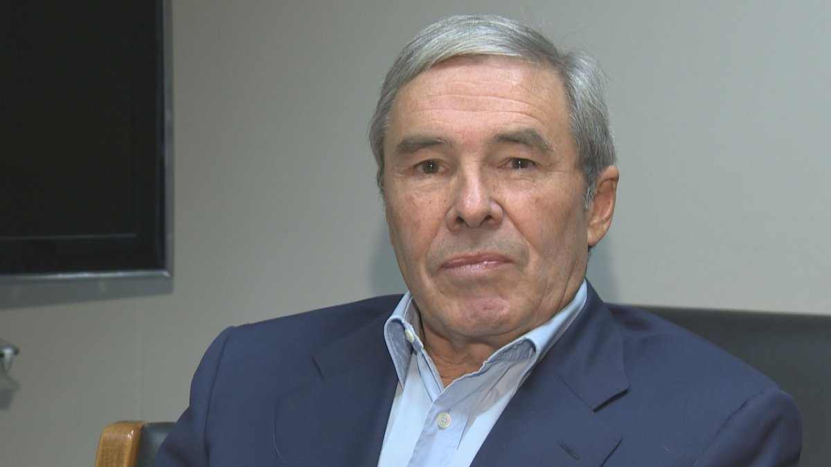 John Sloan was Canadian ambassador to Russia between 2010 and 2013.