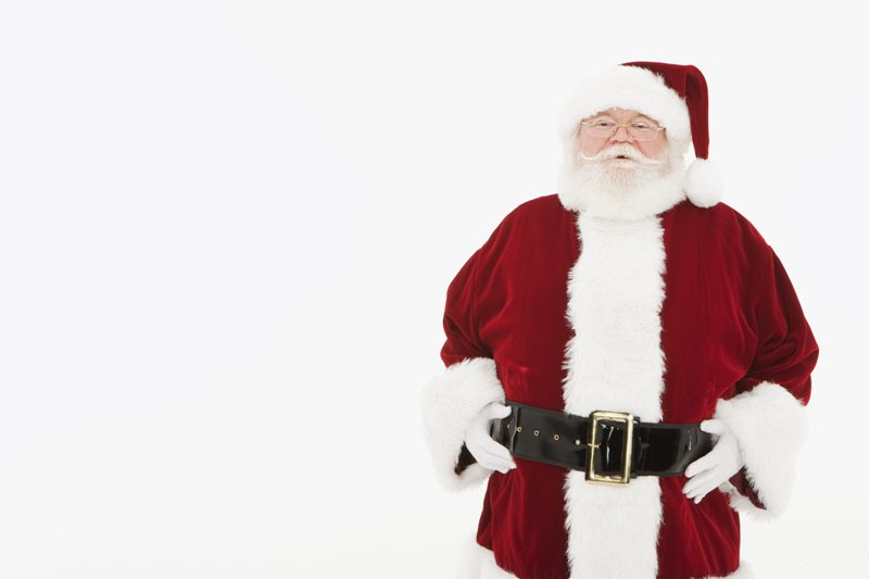 Don't let your kids miss their chance to sit on Santa's lap!.