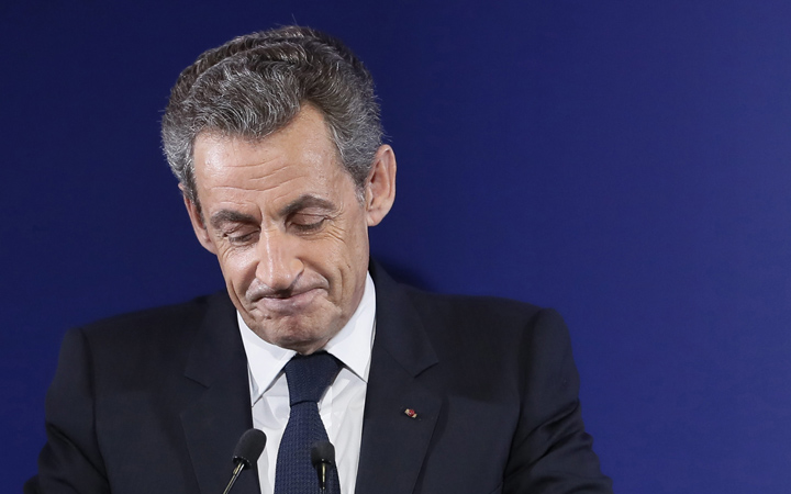 France S Nicolas Sarkozy Hard Line Immigration Candidate Loses Conservative Primary National Globalnews Ca