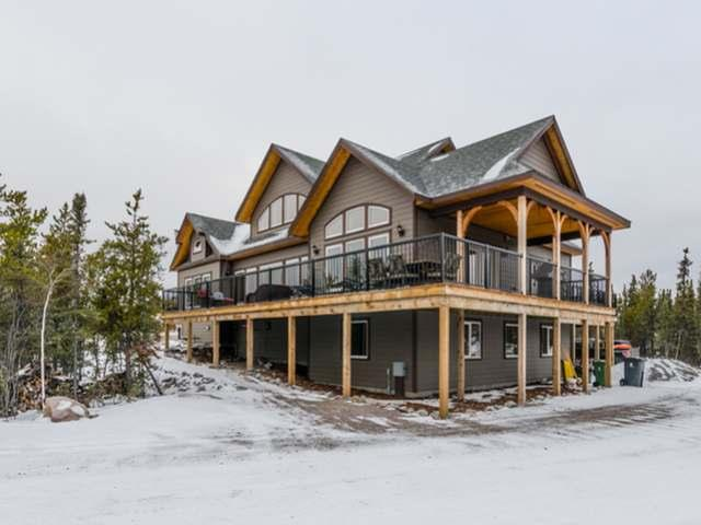 Yellowknife house real estate