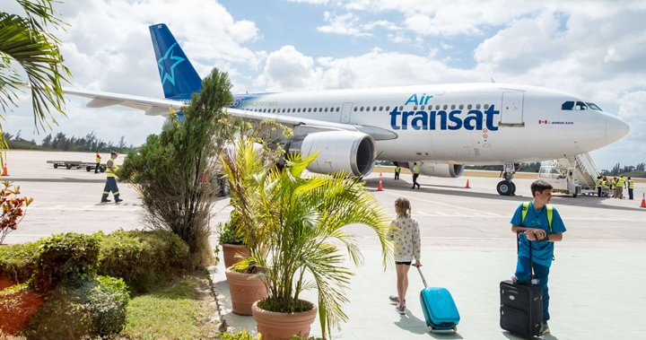 Air Transat cancels most winter flights out of Western Canada due to COVID-19 pandemic