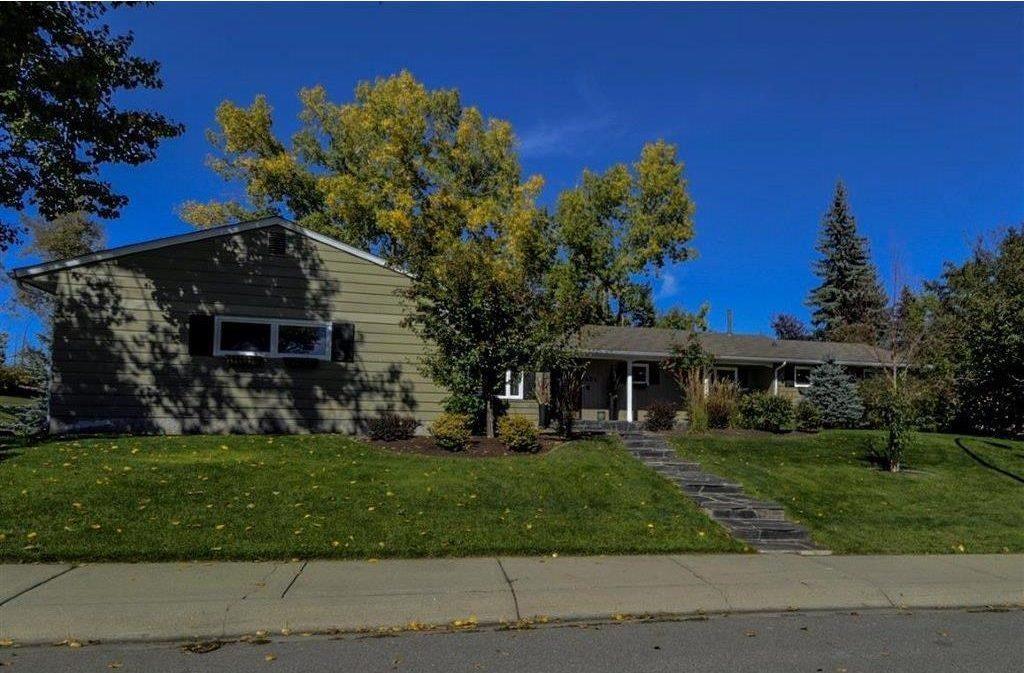 Calgary Kelvin Grove home