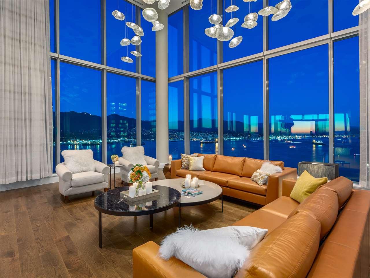 3101 277 thurlow st vancouver penthouse for sale