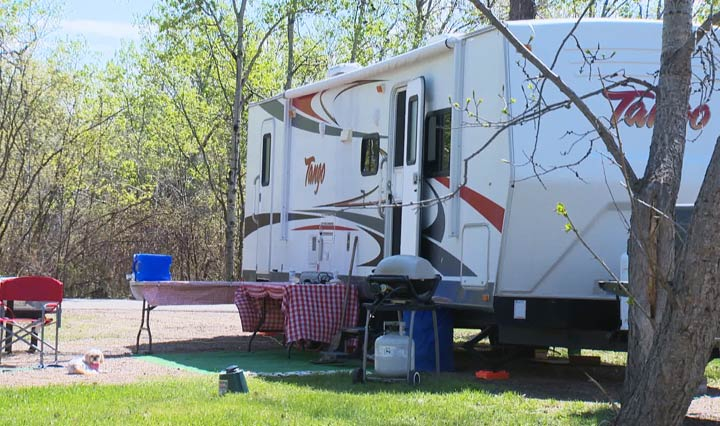 Another attendance record has been set at Saskatchewan's provincial parks and recreation sites.