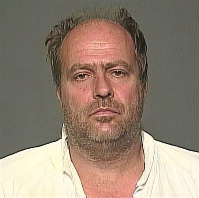 Accused letter bomber, Guido Amsel, pleads not guilty.