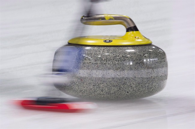 The ice is pebbled, the rings are painted and the Brandt Centre that normally houses the Regina Pats has transformed into a world-class curling stage, where some of the country's top curlers are preparing to hit centre ice.
