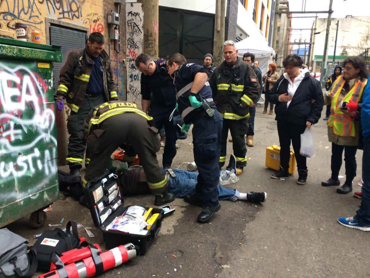 Downtown Eastside opioid crisis