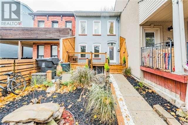 Toronto home real estate