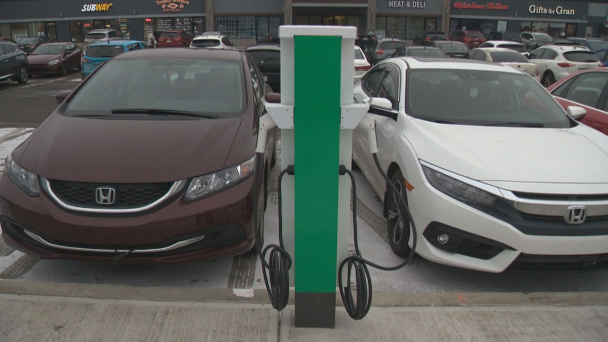 By 2020, the government hopes to see the number of passenger electric vehicle sales in the province increase to five per cent.