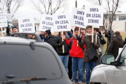 Continue reading: University of Manitoba faculty ratifies wage agreement; strike off table for 2020