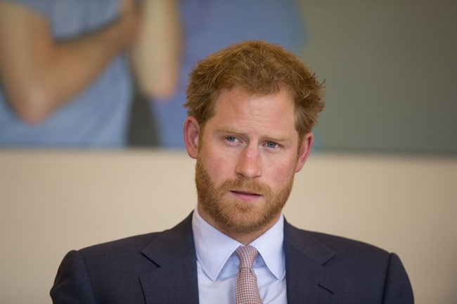Prince Harry takes part in a round table discussion with HIV doctors at King's College Hospital in south London as part of his desire to learn more and raise public awareness in the fight against HIV and AIDS both internationally and in the UK.