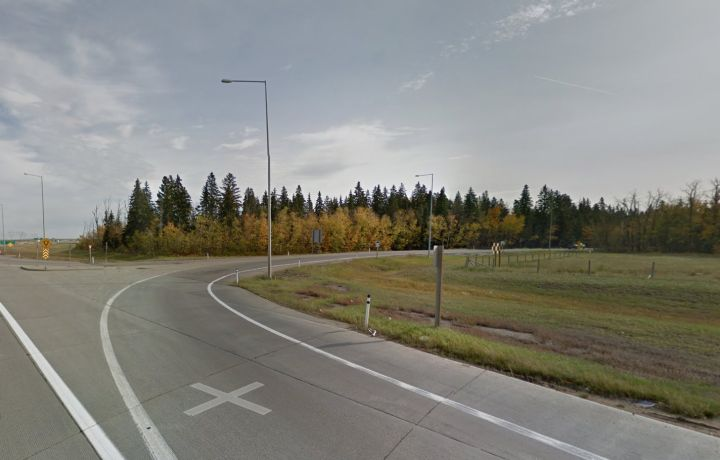 Access to and from Anthony Henday Drive at 127 Street in south Edmonton will be permanently closed to traffic.