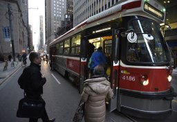 Continue reading: Toronto's King St. pilot project data shows improvement of afternoon streetcar travel times
