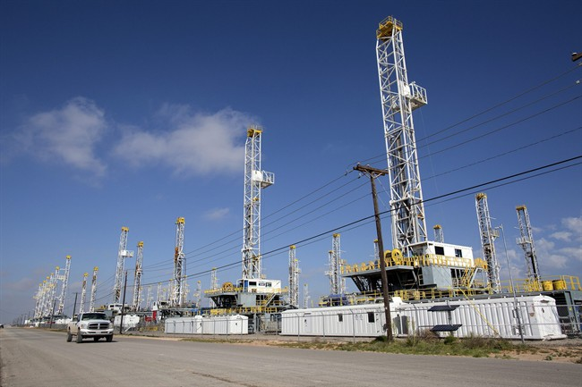 The Canadian Association of Oilwell Drilling Contractors expects more oilfield activity in Canada next year, but less than before the current commodity price slump began.