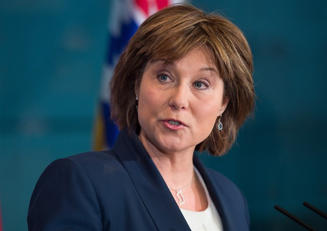 Premier Christy Clark said on January 23, 2017 that her government's retooled jobs plan aims to make British Columbia the most diversified economy in Canada.