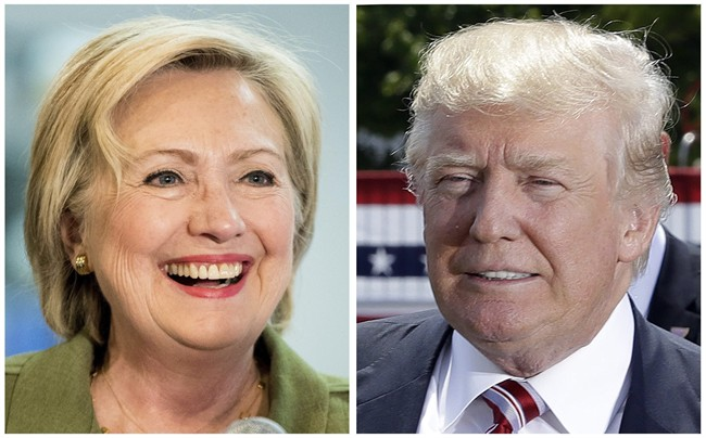 Hillary Clinton and Donald Trump will find out Tuesday who will become the next president of the United States.