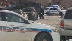Continue reading: Regina Police, SWAT surround home on Broder Street