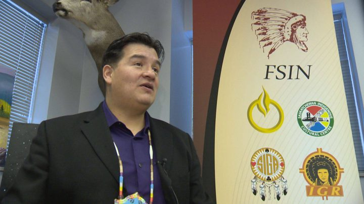FSIN Chief Bobby Cameron says youth programs will be one of many focuses for the organization in 2017.