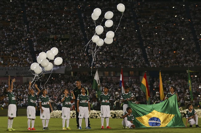 Brazil's Chapecoense soccer team is set to sign 20 new players, less than two months after a plane crash killed nearly the whole team.