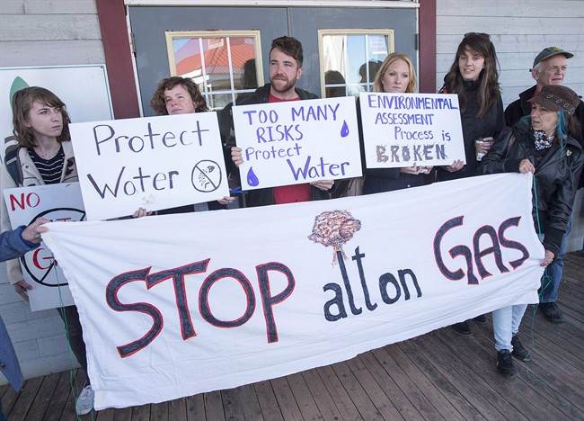 A Nova Scotia Supreme Court judge has breathed new life into a First Nation's fight to block the Alton natural gas project.
